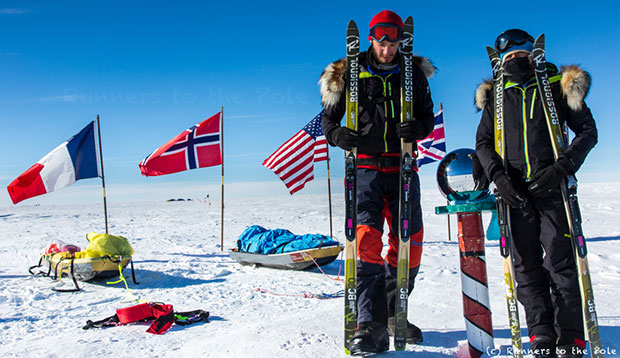 Longest-assisted-journey-across-Antarctica-on-skis-(female)-flags