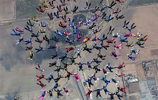 Mass-Participation-skydivers-Showcase-header