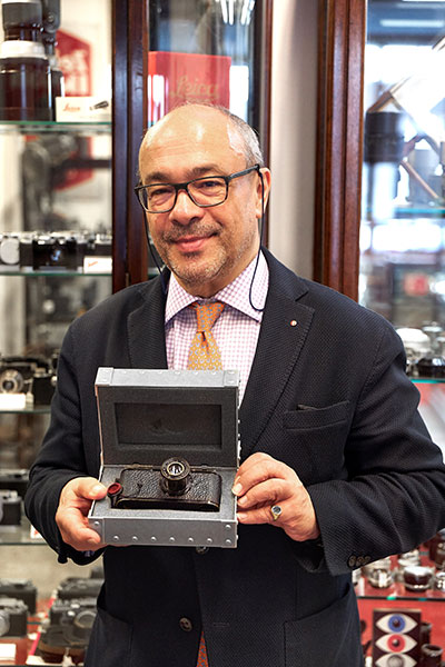 Most expensive camera sold at auction: © WestLicht