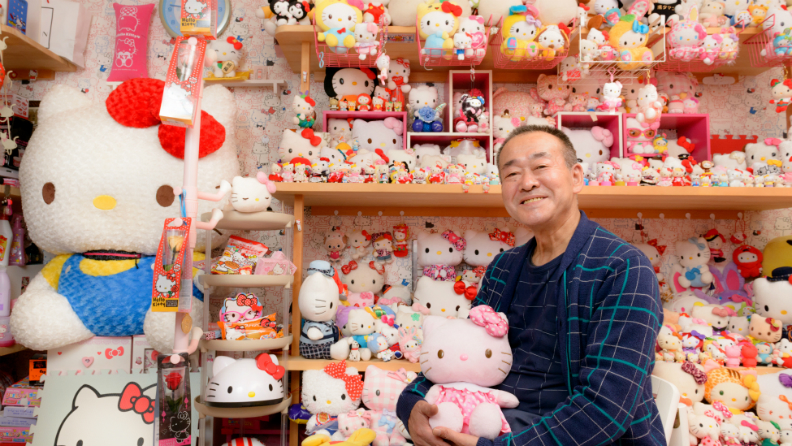Largest collection of Hello Kitty memorabilia 3
